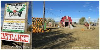 Carlsbad Nm Pumpkin Patch by Hee Haw Farms Utah U0027s Adventure Family