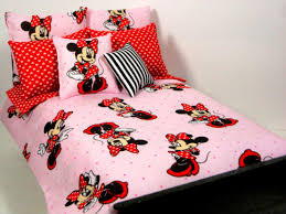 Minnie Mouse Canopy Toddler Bed by Cute Minnie Mouse Bedroom
