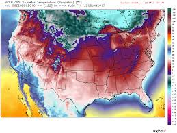 100 Wunderground Oslo First Week Of 2017 Record Cold 48 States Going Below