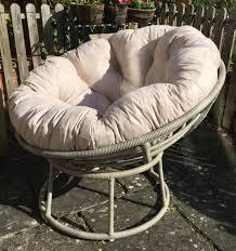 Papasan Chair Cushions Uk by Outdoor Aluminium Frame Papasan Various Cushion 200 200 00