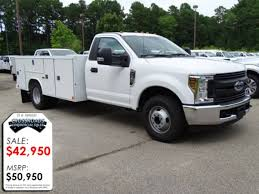 100 F350 Ford Trucks For Sale 2018 FORD Utility Truck