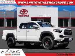 100 Truck Appraisal New 2019 Toyota Tacoma For Sale At Larry H Miller Toyota Lemon