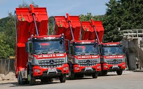 100 Balls For Truck JC Sons Votes For Three New 66 Reg Stonemaster 64 Tippers