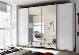 begehbarer kleiderschrank schwebetürenschrank weiß spiegel 315cm