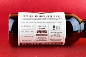 Schlafly Pumpkin Ale Release Date 2017 by Hi Wire Includes Sour Pumpkin Ale In Latest Batch Of Specialty