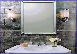 antique mirror tiles with rosettes creating antique mirror tiles