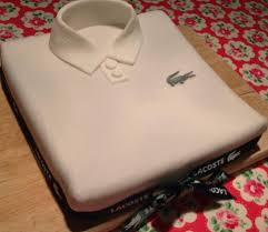 "LACOSTE on Twitter ""Can you find a more thoughtful birthday cake than this one Wishing your husband a Happy Birthday CupcakecornerUK"