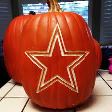 Christian Pumpkin Carving Stencils Free by Carved Foam Pumpkin Dallas Cowboys Crafts Pinterest Foam