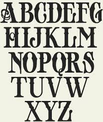 Drawn Typography Old Fashioned 5
