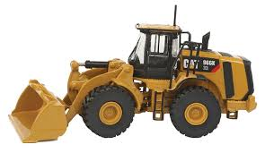 100 Trucks And Stuff Amazoncom N HO Scale Caterpillar 966K Construction