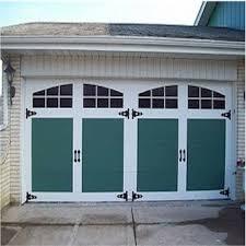 Garage Door Painting by CJ Outdoor Painting