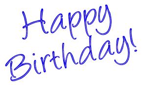 Free Clipart Happy Birthday Many Interesting Cliparts