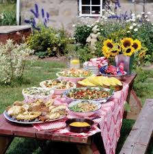 Popular Of Backyard Bbq Decoration Ideas Barbecue Party Decorations Outdoor