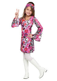Child Feelin Groovy Costume