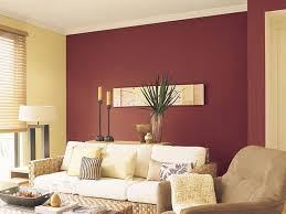 Like The Red Earth Of Ayers Rock This Living Room Projects A Warm And Vibrant