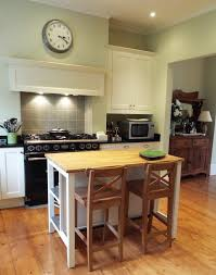Budget Kitchen Island Ideas by Decor Grey Stenstorp Kitchen Island With Wood Top And Stools For