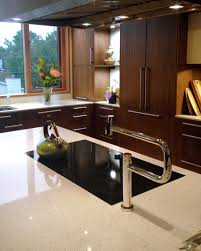Best solutions Silestone Haiku Quartz Countertop Remodel with