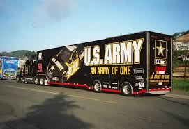 Jerry Nedeau #01 U.S. Army Hauler | Race Car Haulers | Pinterest ...