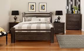 Solid Wood Modern Bedroom Furniture