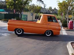 100 Compact Trucks 1966 Dodge A100 CruiseIn Ford Dodge Trucks Dodge