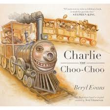 Charlie the Choo Choo by Beryl Evans