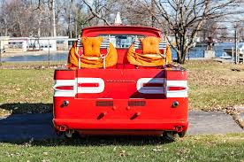 100 Chevy Corvair Truck First And Only Corphibian Amphibious Up For Auction