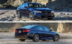 2017 BMW 540i Test Review
