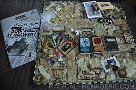 Review USAopolys CLUE Harry Potter