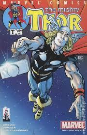 Thor 1998 2004 2nd Series 39LEGEND