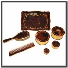 Vintage Vanity Dresser Set by Vanity Dresser Set Accessories Home Design Ideas