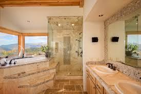 earth tone bathroom ideas bathroom traditional with wood window