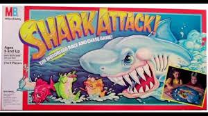Board Game Bonanza Shark Attack Review