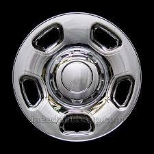 100 17 Truck Wheels Ford F150 20042014 Inch Chrome Wheel Skin Set Of 4