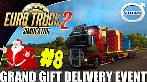 Euro Truck Simulator 2: Grand Gift Delivery Event #8 Volvo FH16 ... Blog Archives Planet Freight Inc Great Gifts For Truck Drivers Trucker Tips Funny I Love Being A Dad More Than Trucking Cool Docstop Dk Christmas Angels Visit Truckers 20 Best Pickup 34 Gift Ideas For 1000 Images About 21 Great Gifts Car Lovers That They Probably Dont Have Yet Your Favorite Driver Keep Calm Im A Tshirt Sloganitecom Hot Wheels Monster Jam Trucks Toysrus Grandpa Truckin Pop Ever Coffee Mug Tea Euro Simulator 2 Grand Delivery Event 8 Volvo Fh16