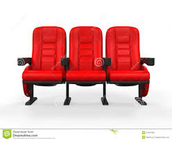 cinema siege theater seat stock illustration illustration of clipping 6479412
