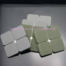 Rubber Furniture Pads For Wood Floors by Carpet Protectors For Chairs