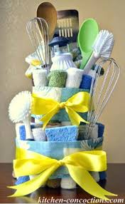 Good Housewarming Gifts Dish Towel Cake Best Do It Yourself Gift Ideas For Friends Nice Guys