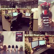Halloween Cubicle Decorating Ideas by Office Cubicles Fun Decorating Inspiration Design Of An Decorating