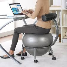 nice yoga ball desk chair with yoga ball office chair chair design