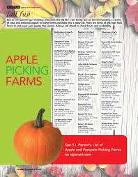 Pumpkin Picking In Nj Monmouth County by Staten Island Parent Magazine September 2016 By Staten Island