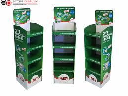 Floor Standcardboard Display For FAIRY