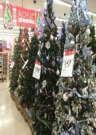 Kmart Christmas Trees 2015 by Kmart Christmas Tree Christmas Lights Decoration