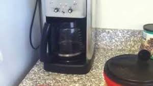 Get Quotations Brewing Coffee With Cuisinart DCC 1200 12 Cup Maker
