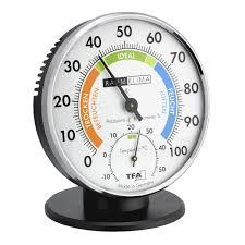 luftfeuchtigkeit optimal in wohnräumen tfa dostmann