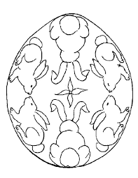 Free Easter Holiday Eggs Coloring Pages For KidsEaster Page Collection That Will Indeed Help Your Kid Enjoy Day