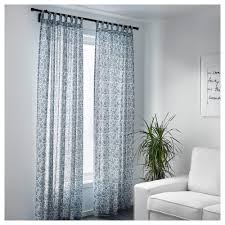 i think these ikea mjölkört curtains would look nice in my bedroom