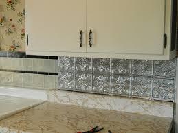 Peel And Stick Glass Subway Tile Backsplash by Interior Sleek Image Along With Stick Along With Easy Backsplash