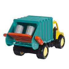 Battat Garbage Truck Toy: Battat: Amazon.ca: Toys & Games Green Toys Eco Friendly Sand And Water Play Dump Truck With Scooper Dump Truck Toy Colossus Disney Cars Child Playing With Amazoncom Toystate Cat Tough Tracks 8 Toys Games American Plastic Gigantic And Loader Free 2 Pc Cement Combo For Children Whosale Walmart Canada Buy Big Beam Machine Online At Universe Fagus Wooden Jual Rc Excavator 24g 6 Channel High Fast Lane Pump Action Garbage Toysrus