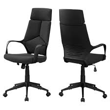 OFFICE CHAIR - BLACK / BLACK FABRIC / HIGH BACK EXECUTIVE Recliner Office Chair Pu High Back Racing Executive Desk Black Replica Charles Ray Eames Leather Friesian And White Hon Highback With Synchrotilt Control In Hvl722 By Sauda Blackmink Office Chair Black Leatherlook High Back Executive Derby High Back Executive Chair Black Leather Cappellini Lotus Eliza Tinsley Mesh Adjustable Headrest Big Tall Zetti