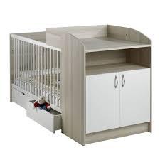 chambre bébé lit commode chambre bebe lit commode maison design wiblia com